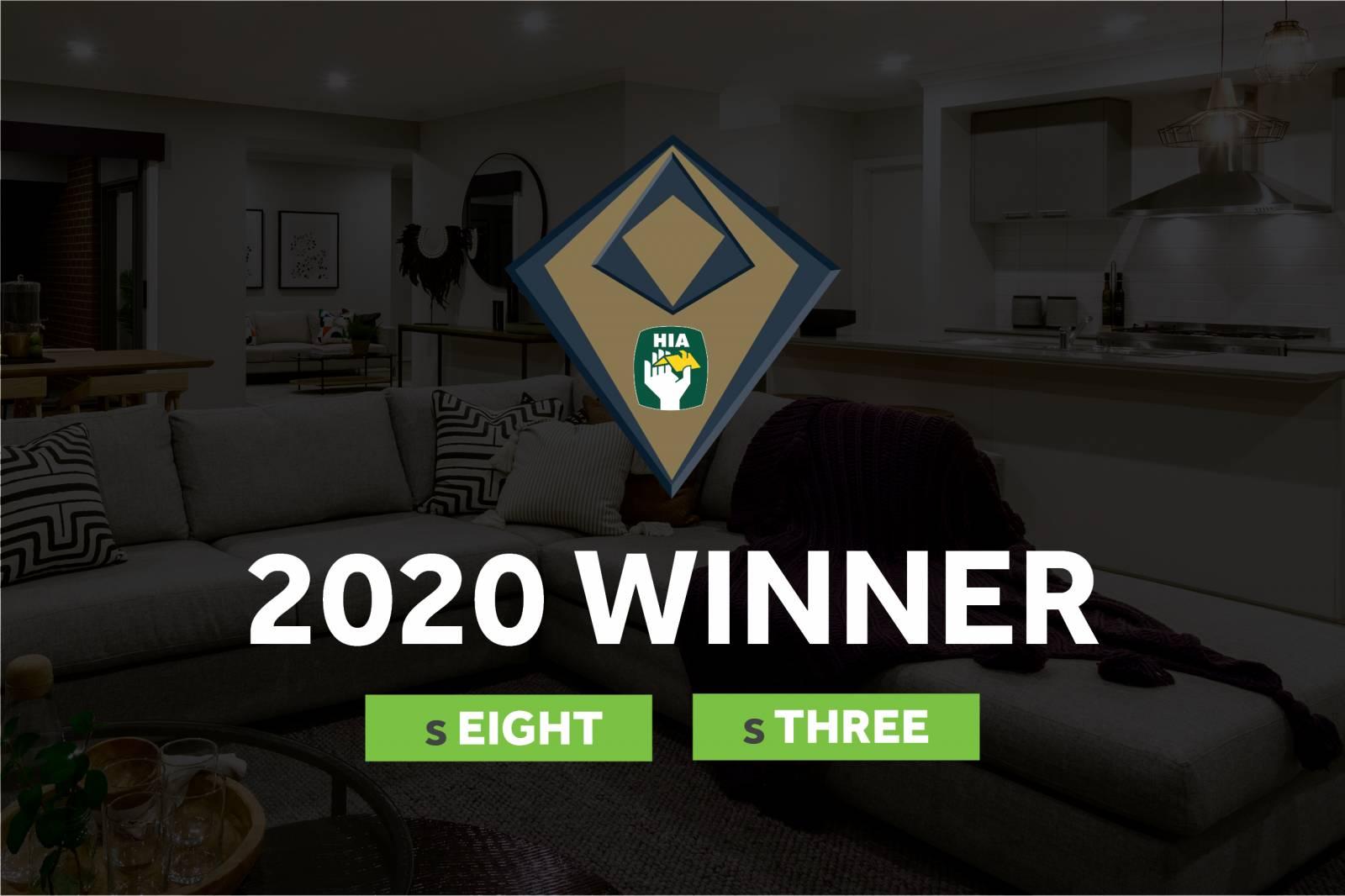 2020 HIA-CSR Victorian Award Winner!