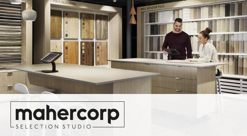 Mahercorp Selection Studio now open in Footscray