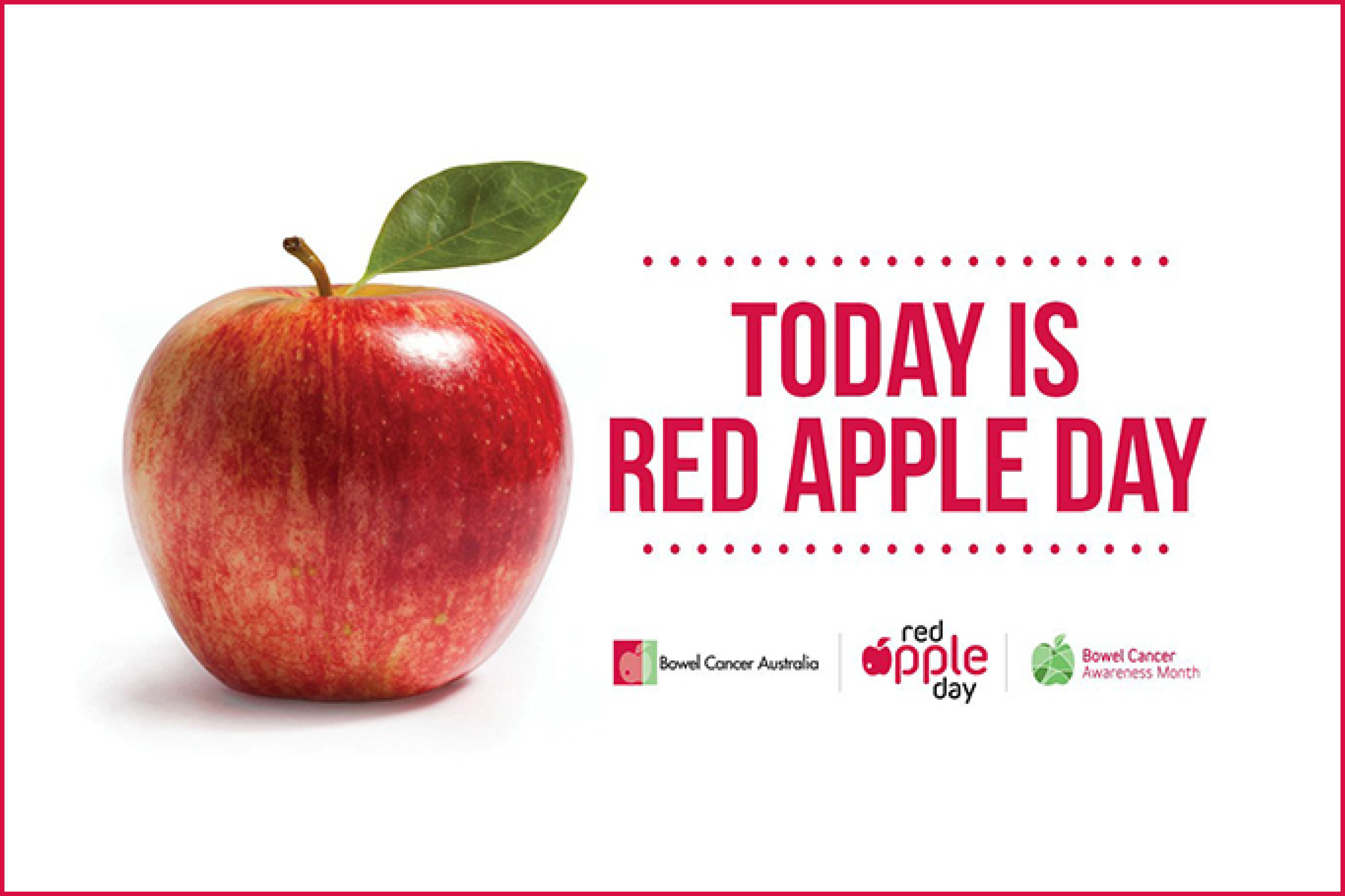 Red Apple Day