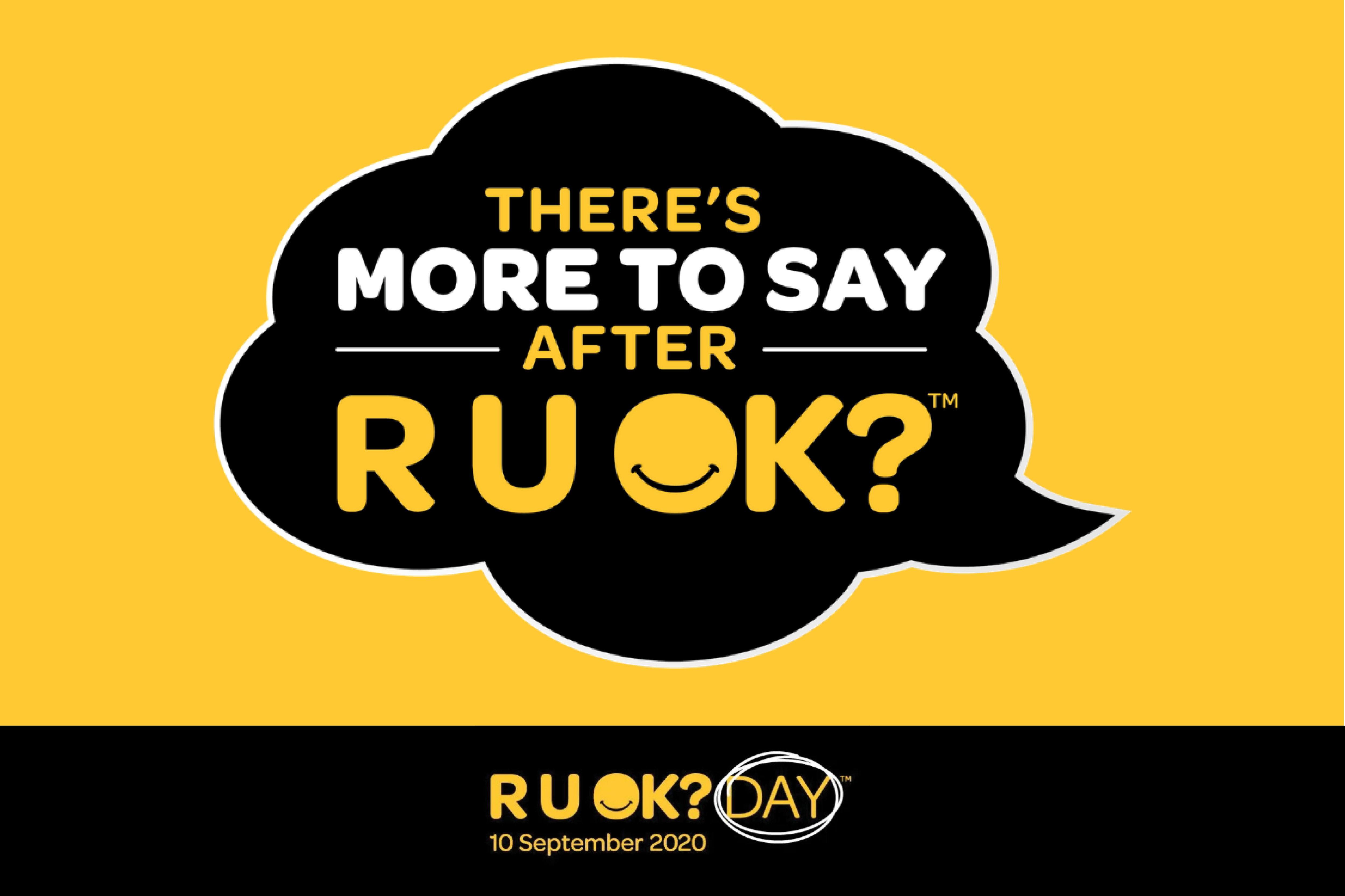R U OK? DAY